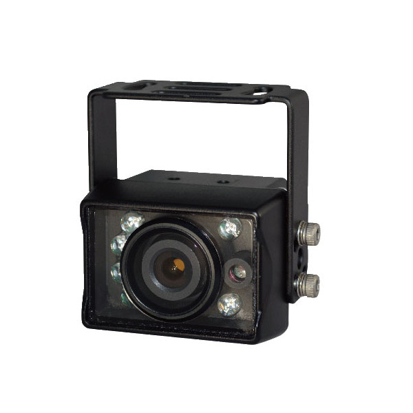 "HD CAMERA(MICRO DIN) IMPERMEABLE IP66, 1/2.9"" SONY CMOS SENSOR, 2.6mm LENS, VISION NOCTURNA"
